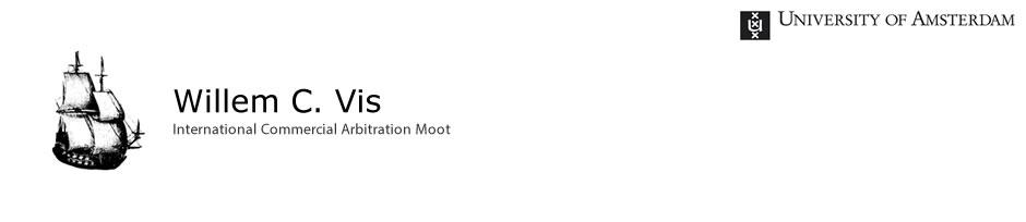 UvA - Willem C. Vis Moot Court